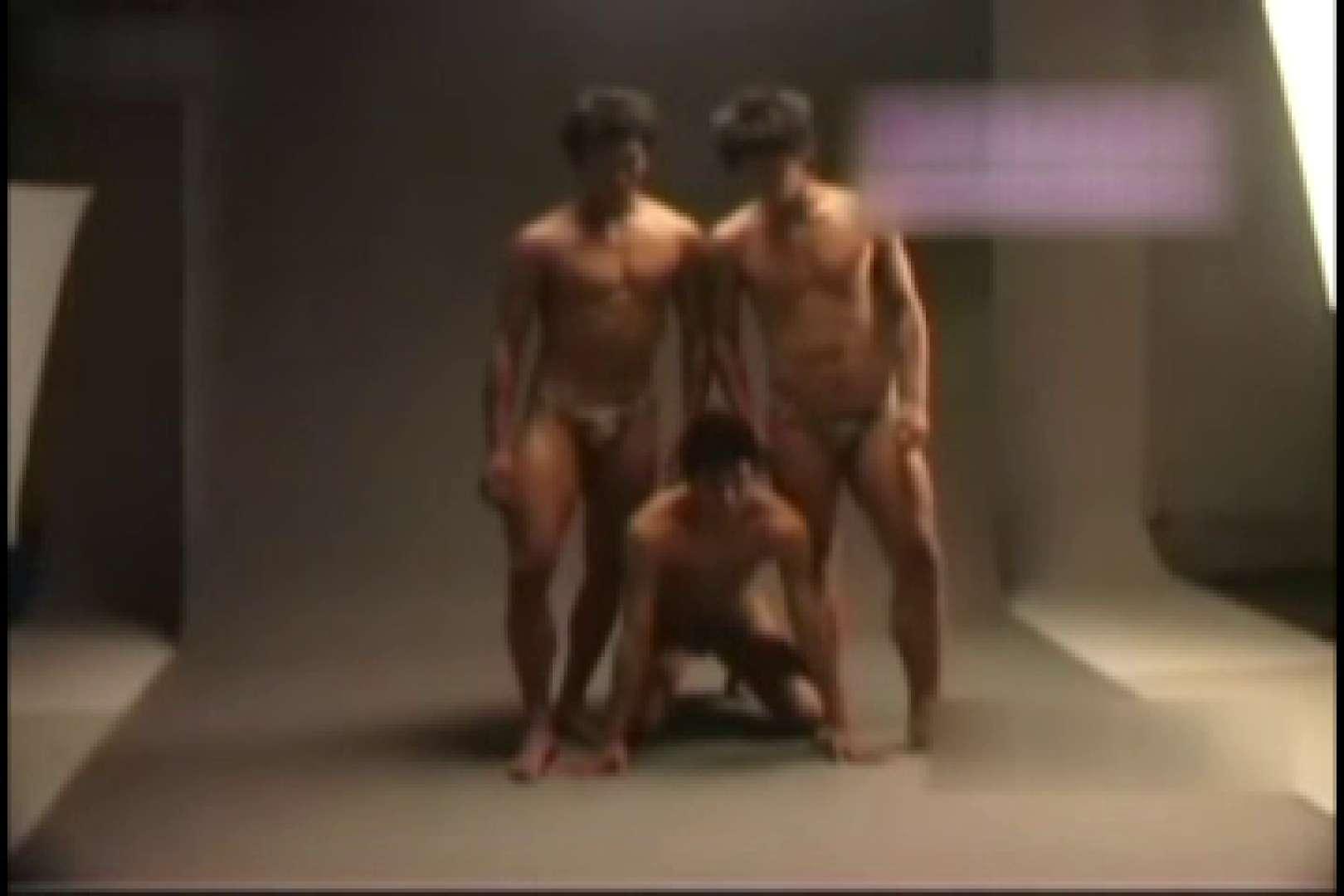 中出有名ゲイ雑誌★魅力●生★付録DVD収録スーパーモデルヌードvol4 モデル  98pic 1