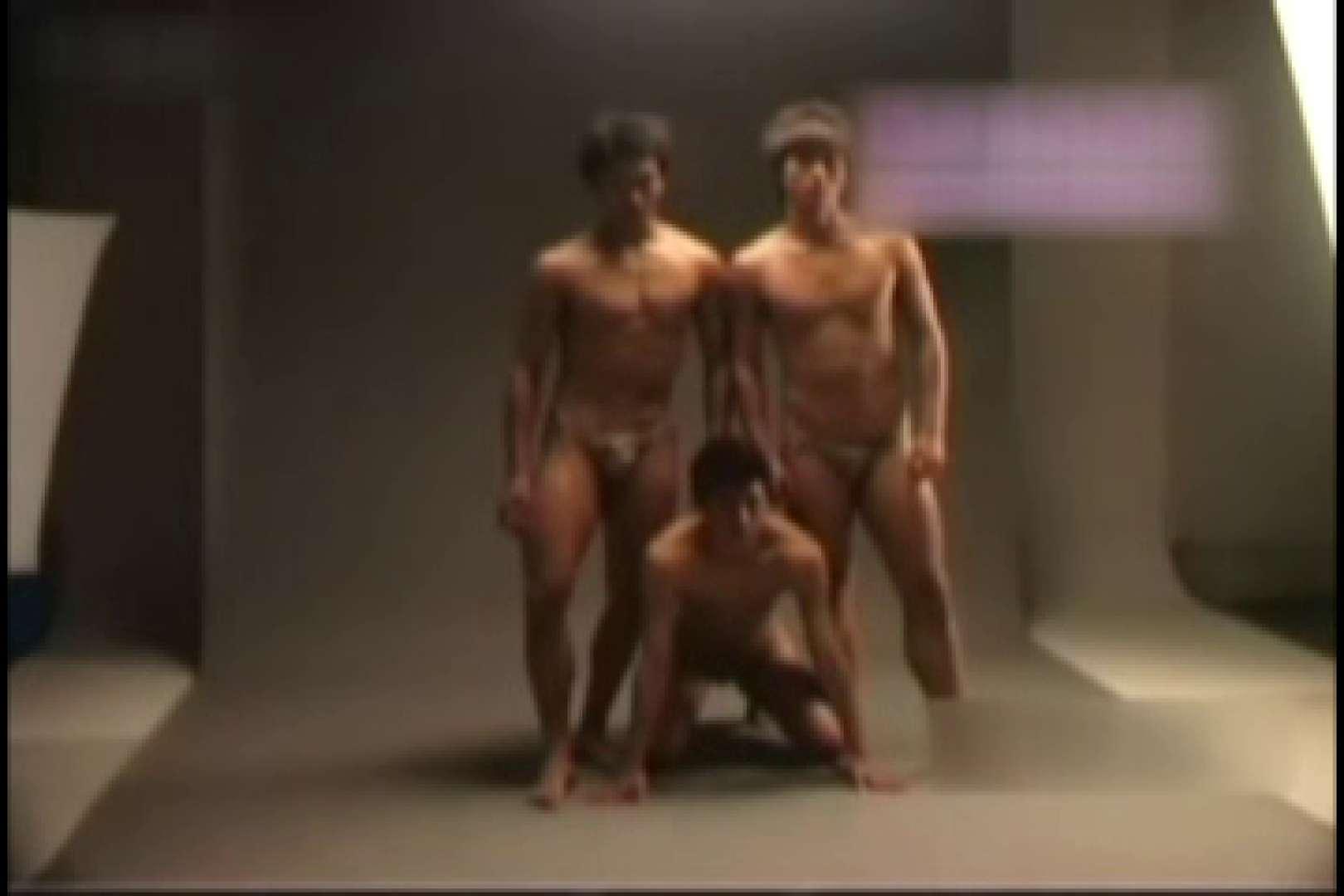中出有名ゲイ雑誌★魅力●生★付録DVD収録スーパーモデルヌードvol4 モデル  98pic 3