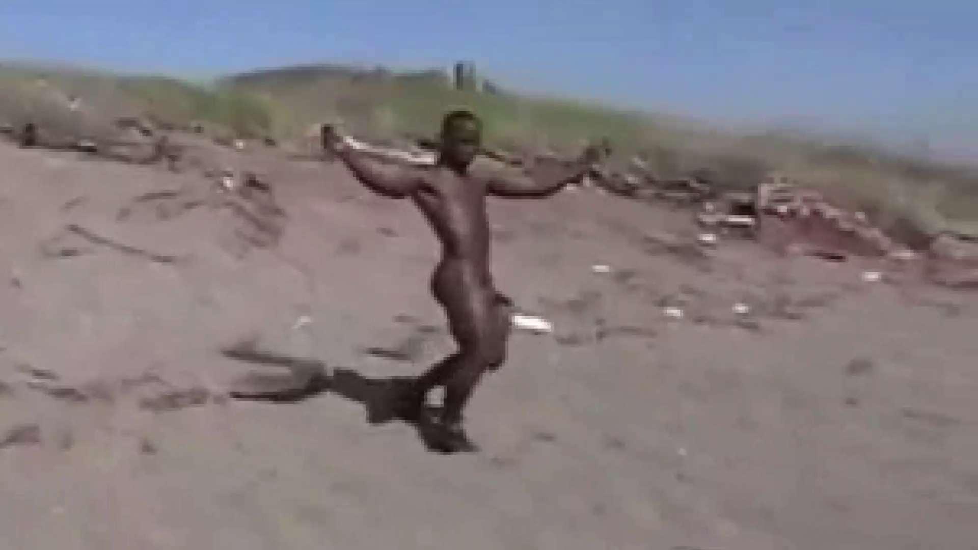 野生児 黒人のオナニー オナニー  97pic 7