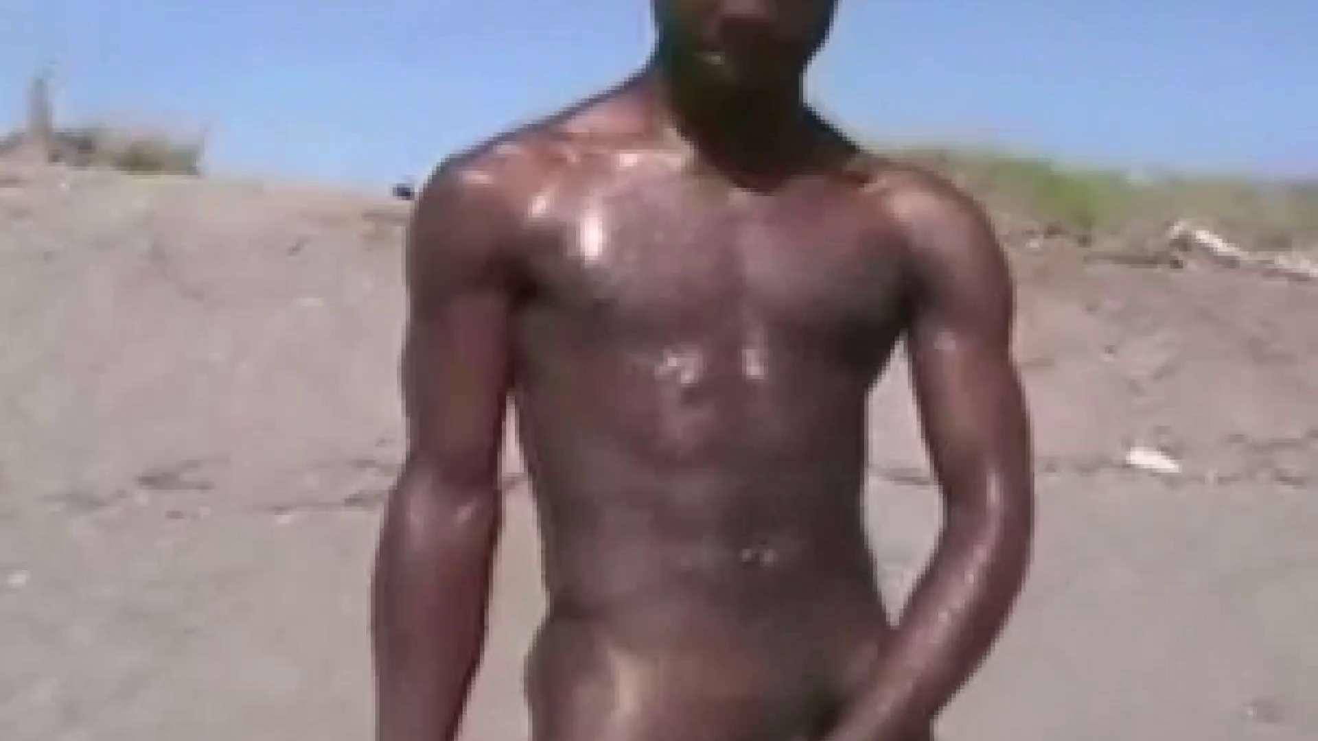 野生児 黒人のオナニー オナニー  97pic 25