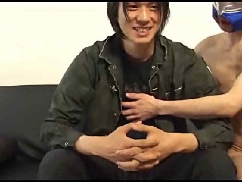 イケメンさ〜ん マスクマンと良いことしよ〜 手コキ  102pic 61
