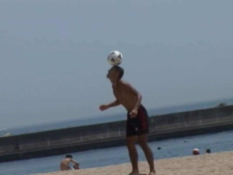 すっきり坊主のサッカー青年のイメージ撮影 エロ  61pic 6