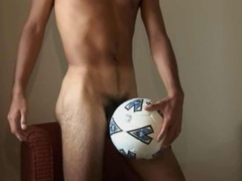 すっきり坊主のサッカー青年のイメージ撮影 エロ  61pic 12