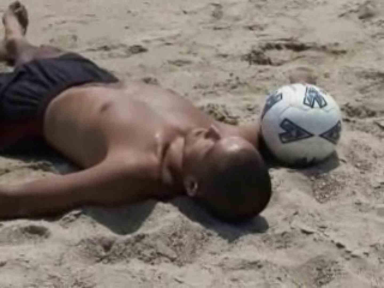 すっきり坊主のサッカー青年のイメージ撮影 エロ  61pic 21