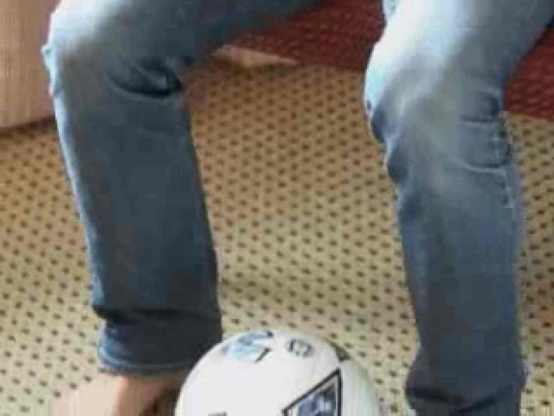 すっきり坊主のサッカー青年のイメージ撮影 エロ  61pic 42