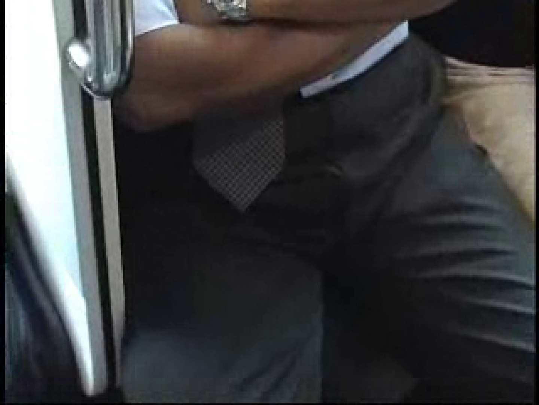 電車内でリーマンの股間撮影 スーツ  57pic 23