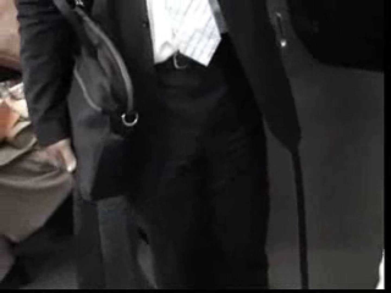 電車内でリーマンの股間撮影 スーツ  57pic 38