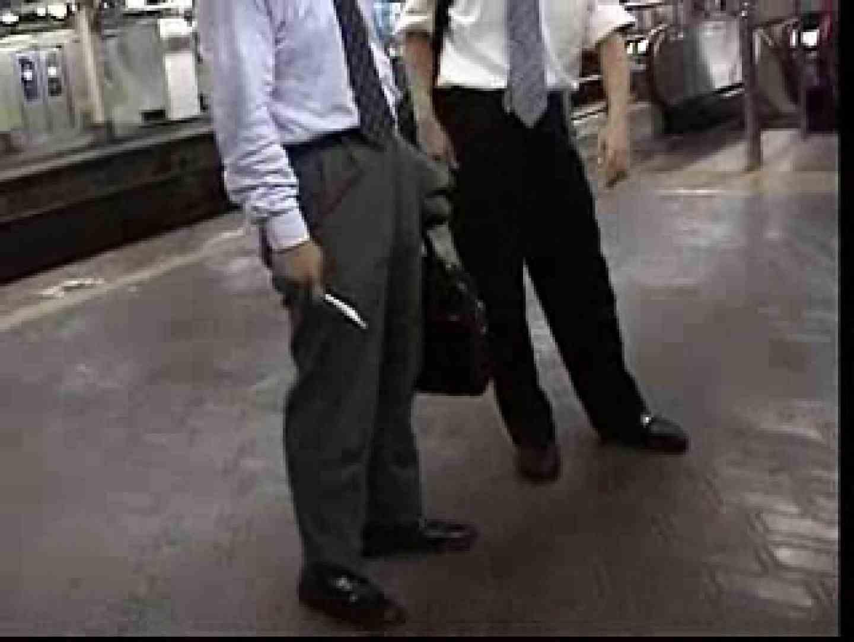 電車内でリーマンの股間撮影 スーツ  57pic 44