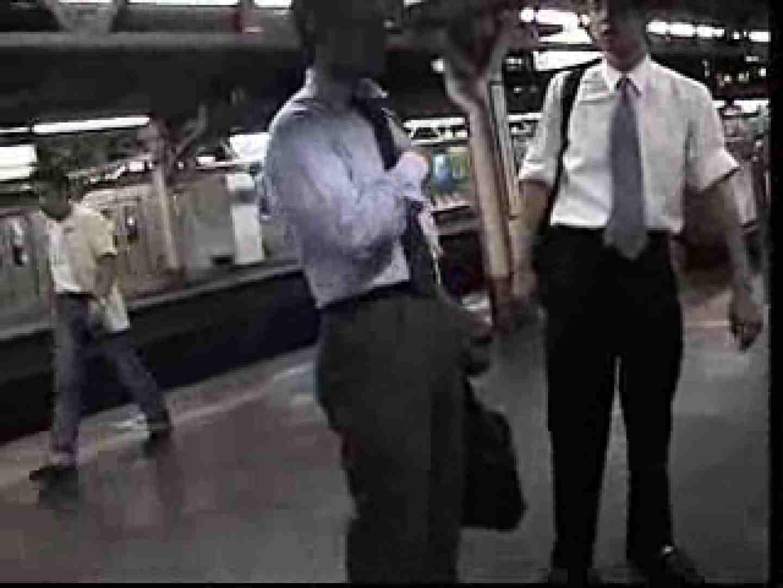 電車内でリーマンの股間撮影 スーツ  57pic 45