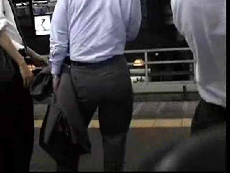 電車内でリーマンの股間撮影 スーツ  57pic 47