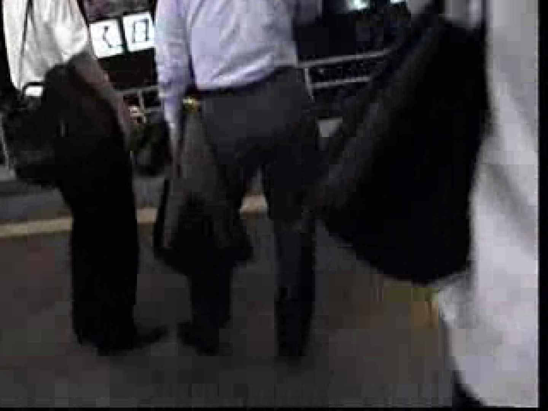 電車内でリーマンの股間撮影 スーツ  57pic 49