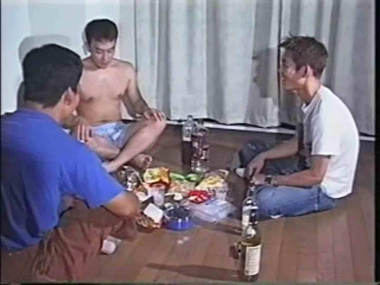 俺たち全裸で宅飲み! !何やってんネン シコシコ  87pic 27