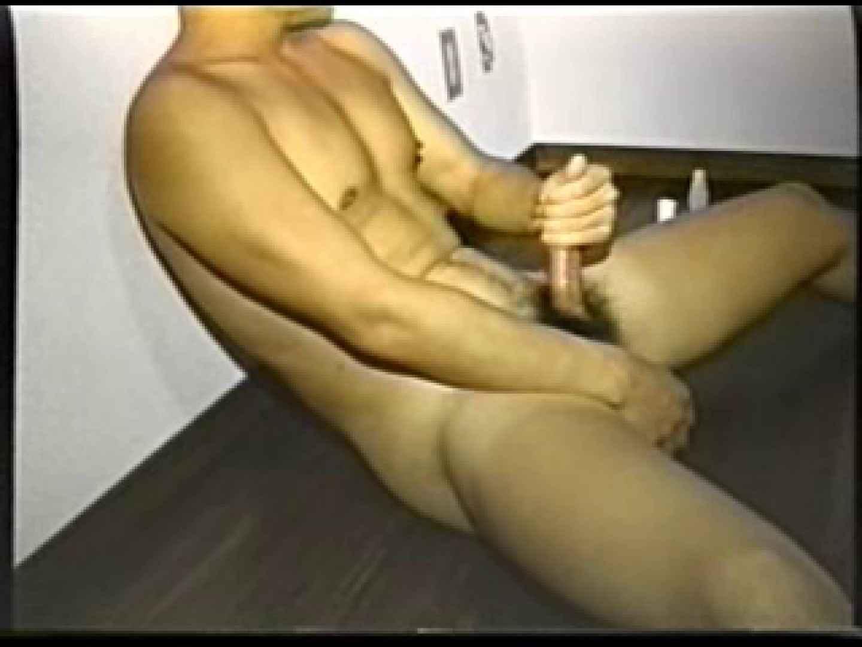 マッチョ男のオナニー シコシコ  66pic 66