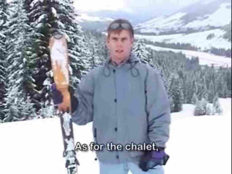 白人さん! ! 冬の山頂ロッジで ファックファック 白人  109pic 22
