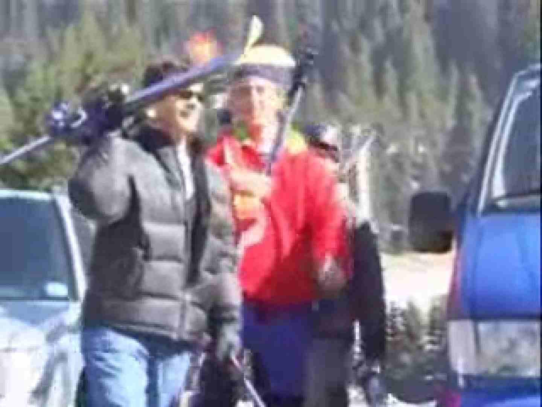 白人さん! ! 冬の山頂ロッジで ファックファック 白人  109pic 97