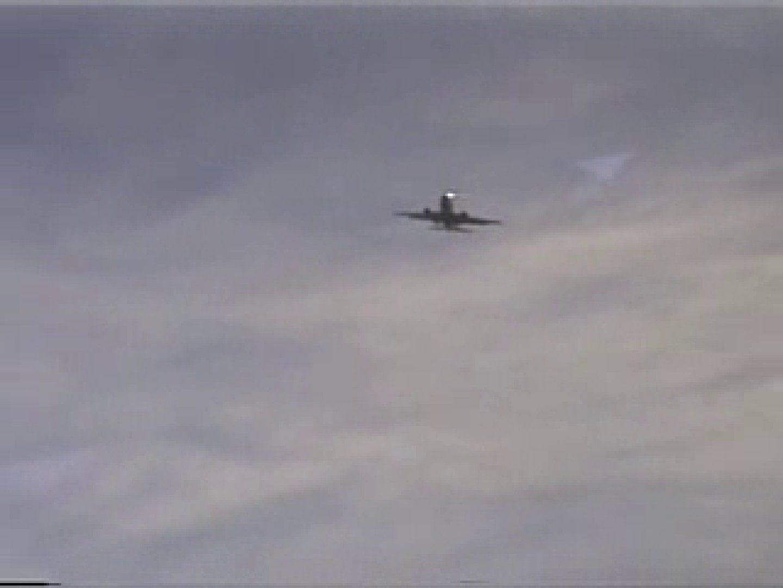 晴天の青空の下、空き地でSEX! 男  96pic 16