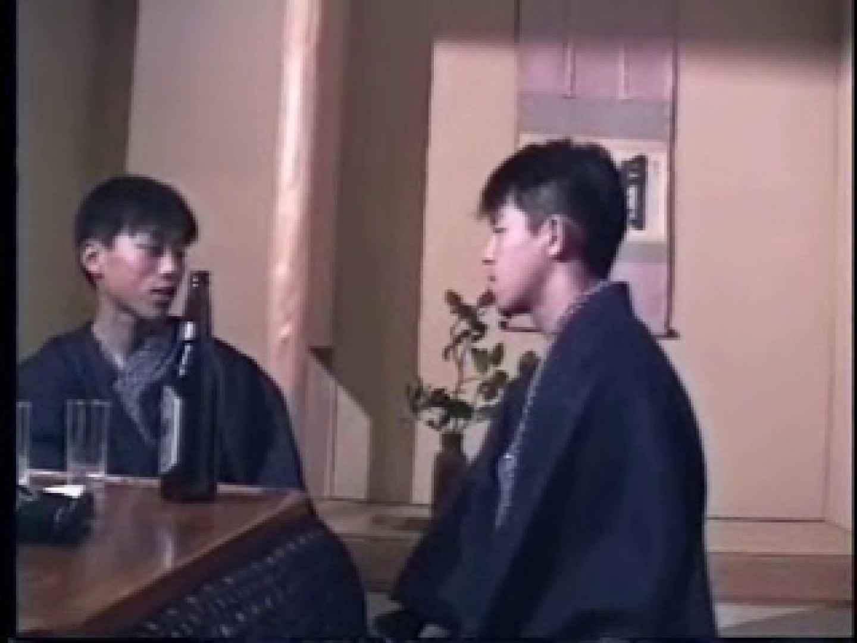 仲良しボーイズ! ! 温泉旅行! ! 手コキ  96pic 89