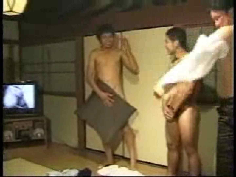もちろんノンケ!!体育会系男子にお願い事。(宴会編) 裸  60pic 44
