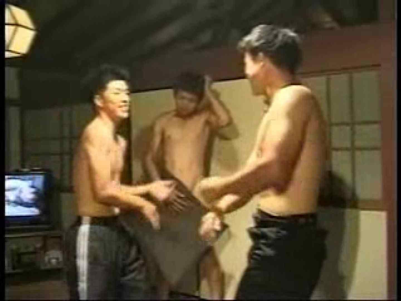 もちろんノンケ!!体育会系男子にお願い事。(宴会編) 裸  60pic 46