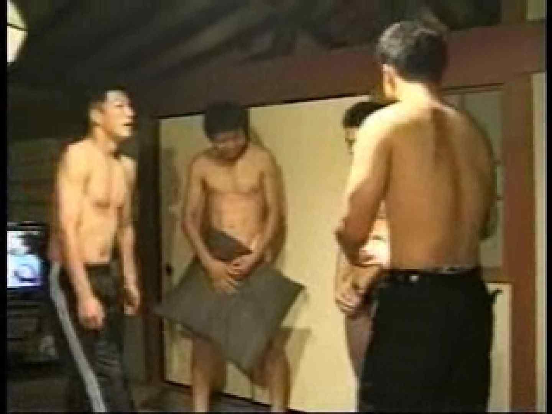 もちろんノンケ!!体育会系男子にお願い事。(宴会編) 裸  60pic 49