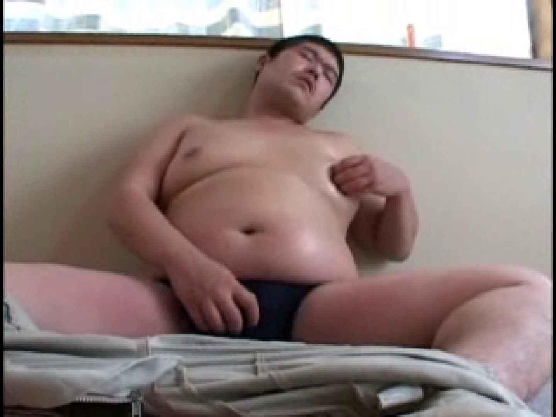 デブ男子の自慰行為!ポチャ汁ドピュ! 手コキ  77pic 46