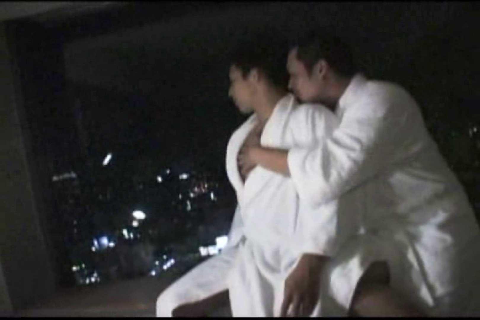 ホテルで密会!!夜景をバックに濃密ファック!! 裸  63pic 1