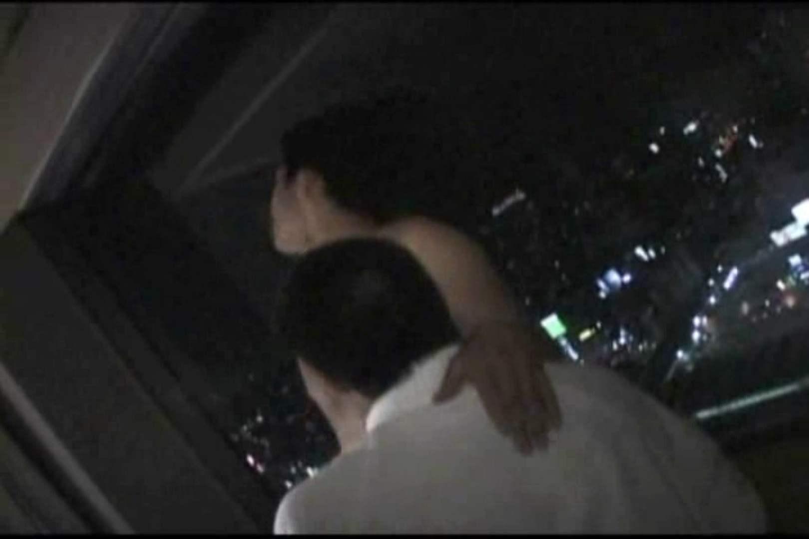 ホテルで密会!!夜景をバックに濃密ファック!! 裸  63pic 16