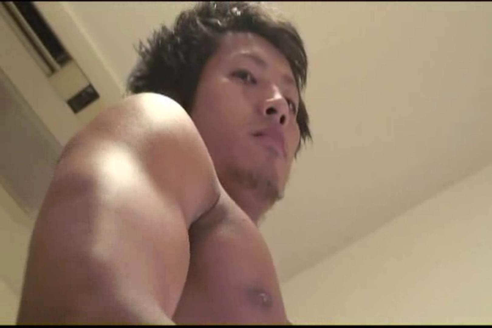 イケメンの直立オナニー!! 裸  107pic 51