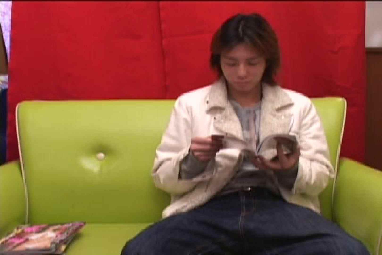 ノンケ君?まさかの初体験!!AV面接編vol.01(イケメン4名面接) イケメン  69pic 40