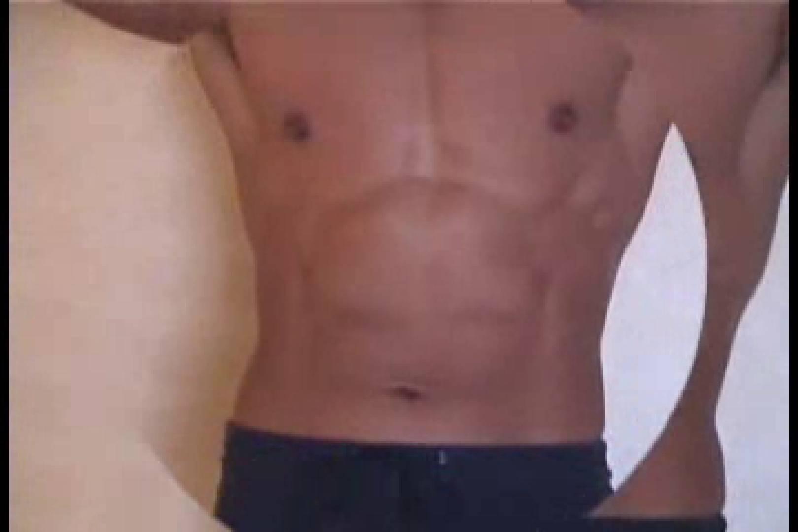 性器の味方ムキムキ覆面マッチョマン 男  60pic 3
