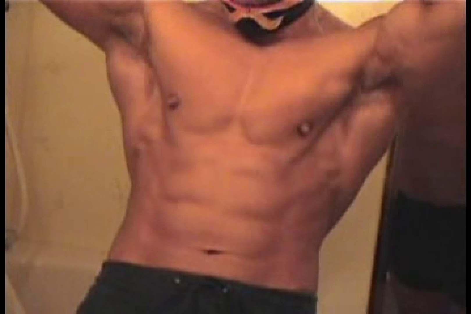 性器の味方ムキムキ覆面マッチョマン 男  60pic 23
