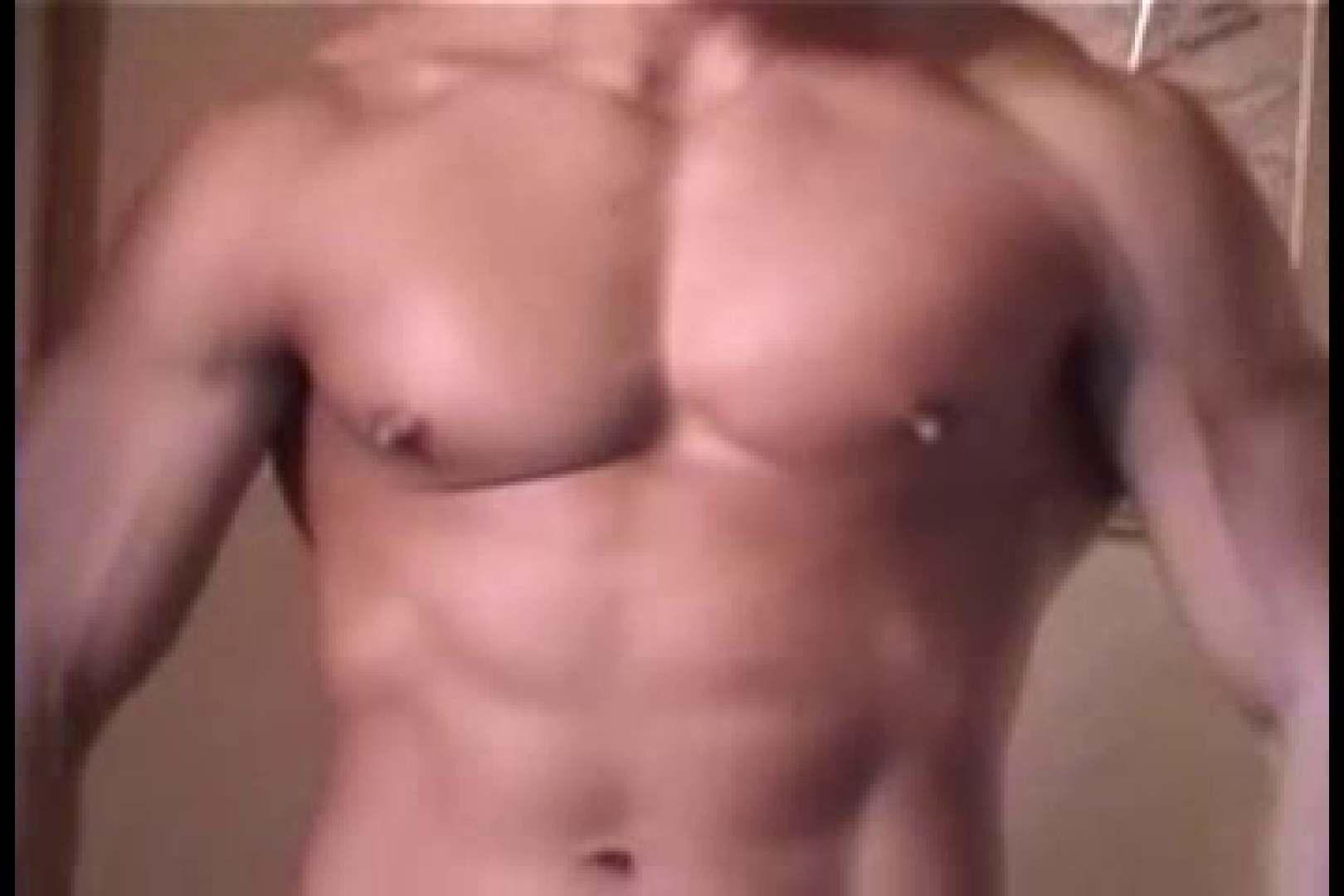 性器の味方ムキムキ覆面マッチョマン 男  60pic 59