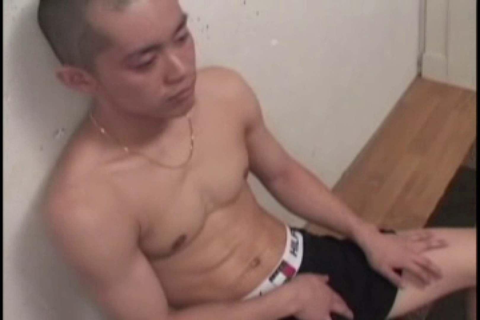 スリ筋!!スポメンのDANKON最高!!take.02 フェラ  113pic 1